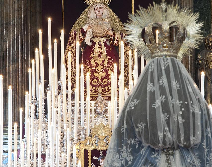 Si, a la medalla de oro de la ciudad a la Virgen del Rosario