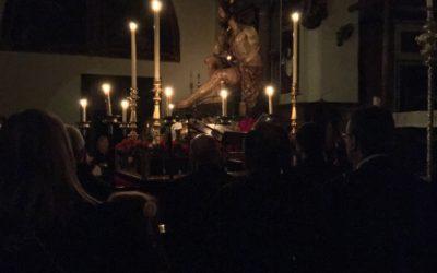 XIII Encuentro ante el Stmo. Cristo de la Humildad y Paciencia