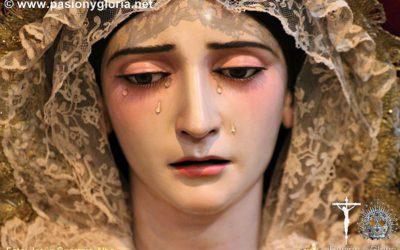 Tercer día del Triduo dedicado a Ntra. Sra. de la Amargura