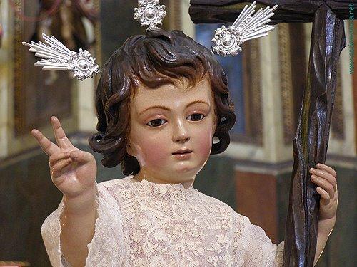 Niño Jesús de la Pasión, décimo aniversario.