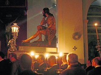 Cultos Mensuales y traslado a la Iglesia de San Juan de Dios (14/7/18)