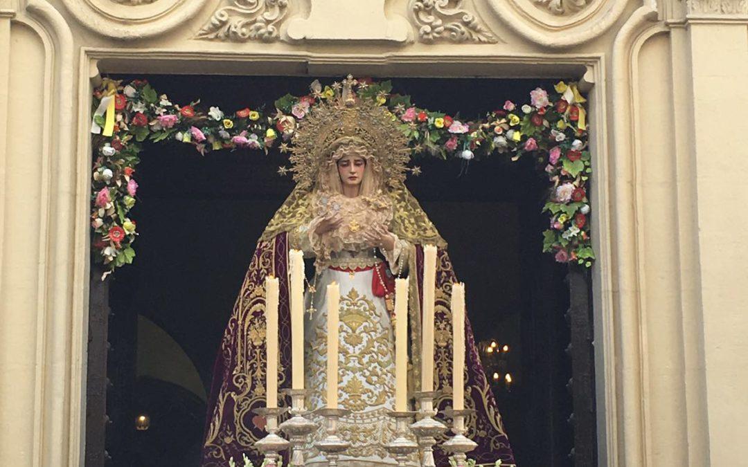 Rosario de la Aurora de Ntra.  Sra.  de la Amargura