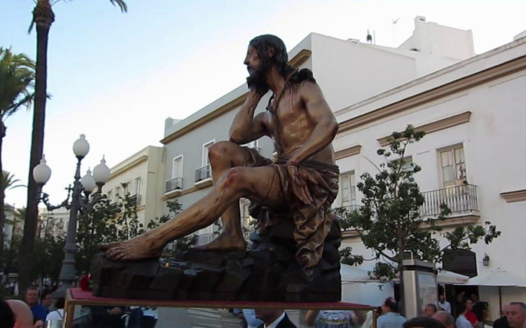 Cultos mensuales y traslado a la iglesia de San Agustín