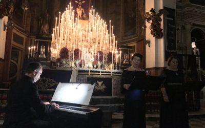 Miserere Mei Deus. Ensemble Stella Maris.
