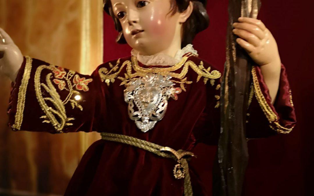 Bolsa de Caridad «Niño Jesús de la Pasión»