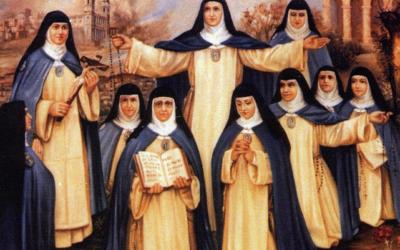 Misa de Acción de Gracias por la Beatificación de las catorce Mártires Concepcionistas