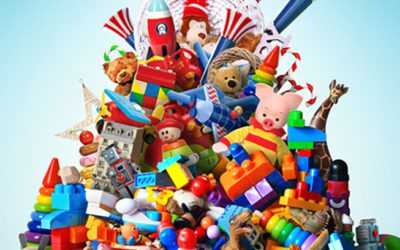 """Bolsa de Caridad """"Niño Jesús de la Pasión"""": Entrega de juguetes"""