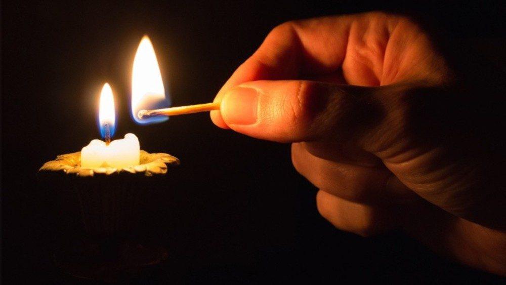 Enciende una vela #Enciendelapascua