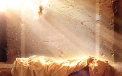 Resucitó. Feliz Pascua de Resurrección
