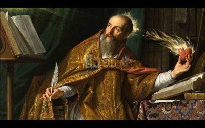 Triduo en Honor a San Agustín (Primer día)