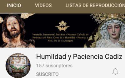 Canal Oficial de YouTube de la Hermandad.