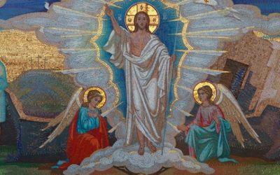 ¡¡¡Feliz Pascua de Resurrección!!!