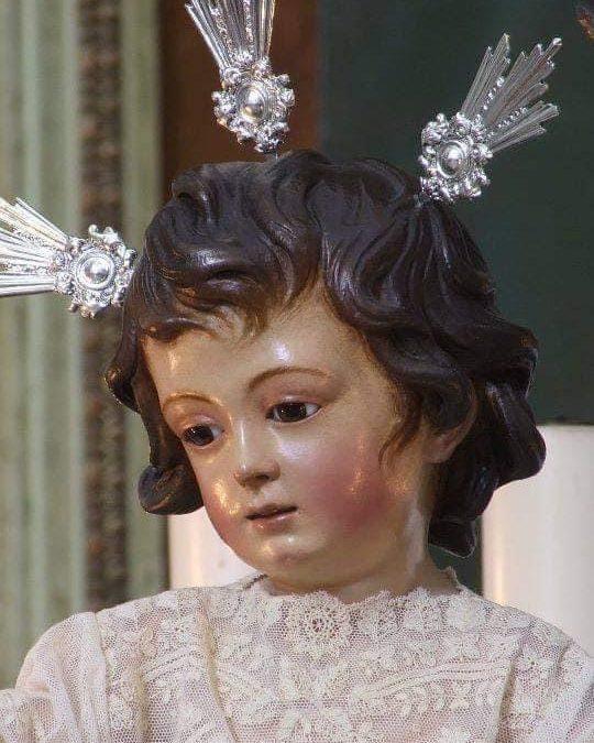 "Bolsa de Caridad ""Niño Jesús de la Pasión"""