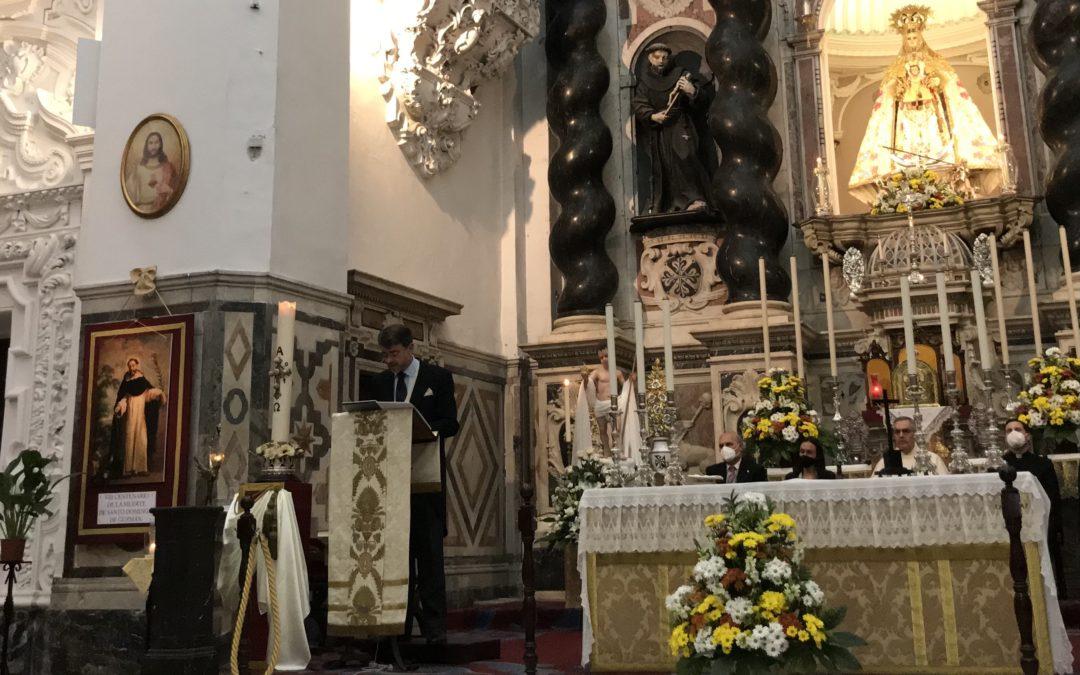Pregón de las Glorias.