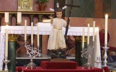 NIÑO JESÚS DE LA PASION