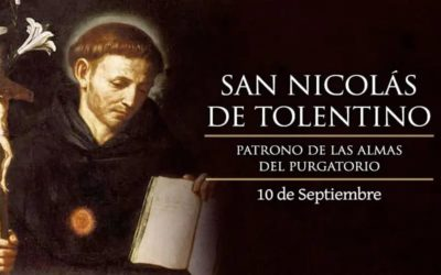 Festividad de San Nicolás de Tolentino
